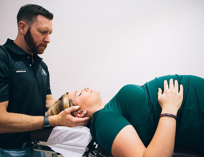 chiropractor during pregnancy