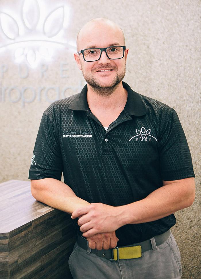 Duanne Stewart - chiropractor